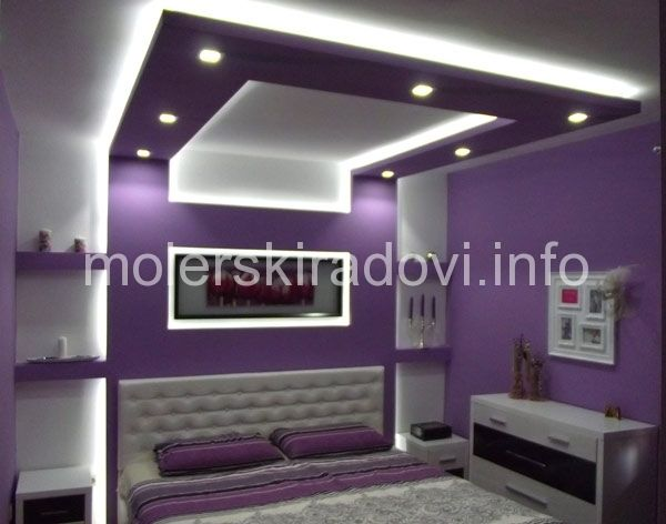 49 best rigips i rasvjeta images on pinterest home decor. Black Bedroom Furniture Sets. Home Design Ideas