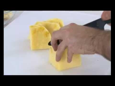 Come fare la Frutta caramellata - YouTube