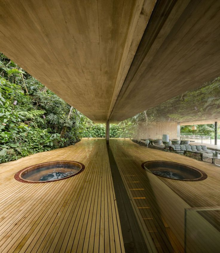 Jungle House (Casa na Mata) by Studio mk27   Yellowtrace