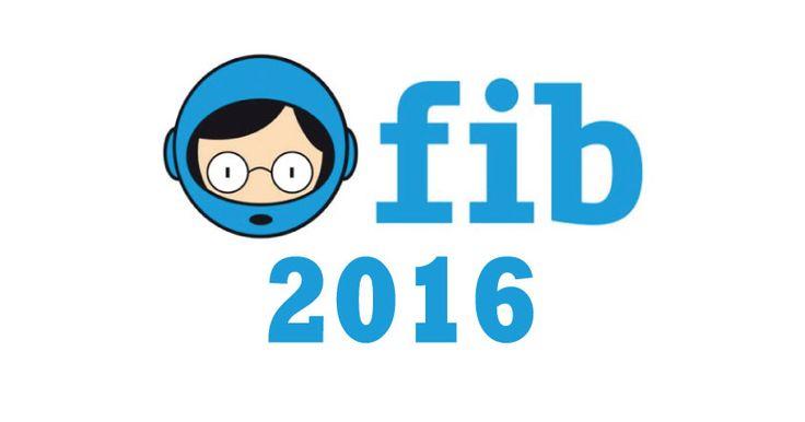 FIB 2016 – CARTEL – ENTRADAS – HORARIOS