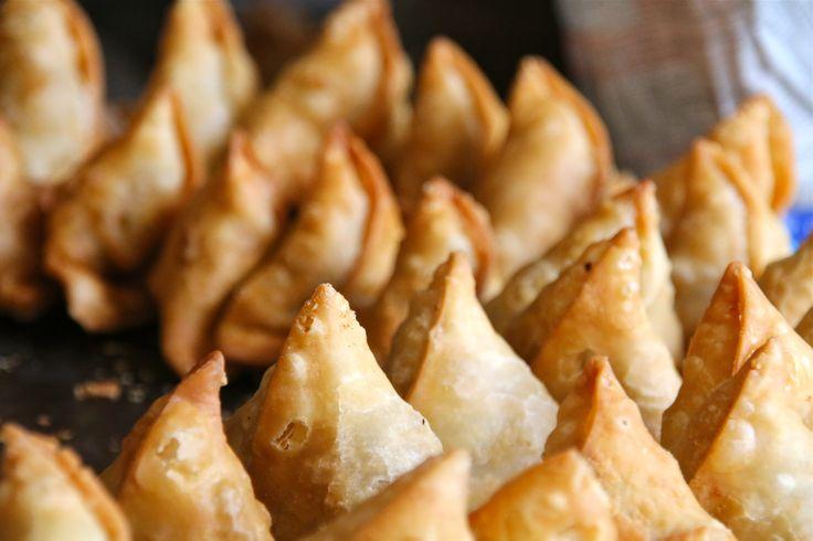 yummy Samosas, Leh, Ladakh