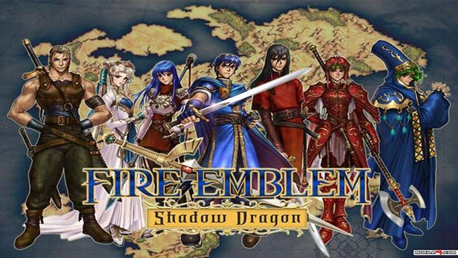 FIRE EMBLEM SHADOW DRAGON NDS ROM (USA) DOWNLOAD - http://www.ziperto.com/fire-emblem-shadow-dragon-nds-rom-usa-download/