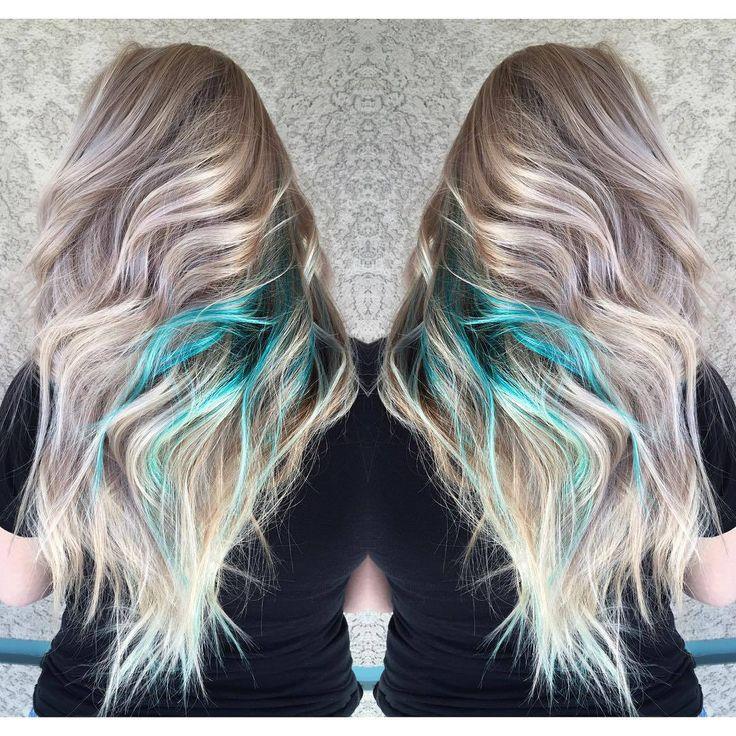 25 trending aqua hair ideas on pinterest aqua hair color 34 tumblr on we heart it pmusecretfo Gallery