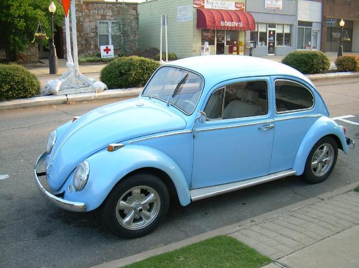 light blue 1965 volkswagen beetle cars pinterest volkswagen beetles and cars. Black Bedroom Furniture Sets. Home Design Ideas