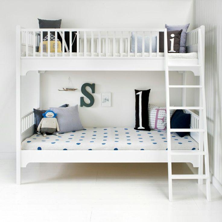 Snyggt med våningssäng - Oliver Furniture