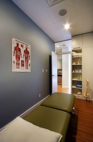 physio room design - Google Search