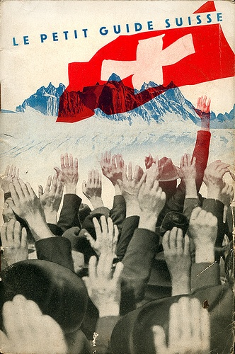 Herbert Matter - A small guide to Switzerland, 1935