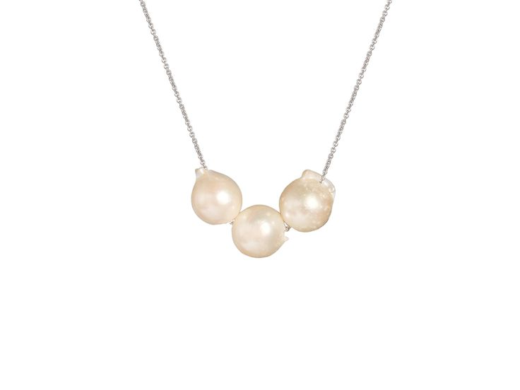 Olly and Rose South Sea Pearl Necklace