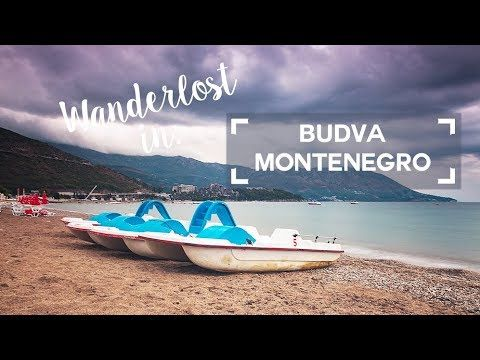 "Montenegro Part 1 -  Rained out in Budva - First ""vlog"" ever!! 😊😎 👋"