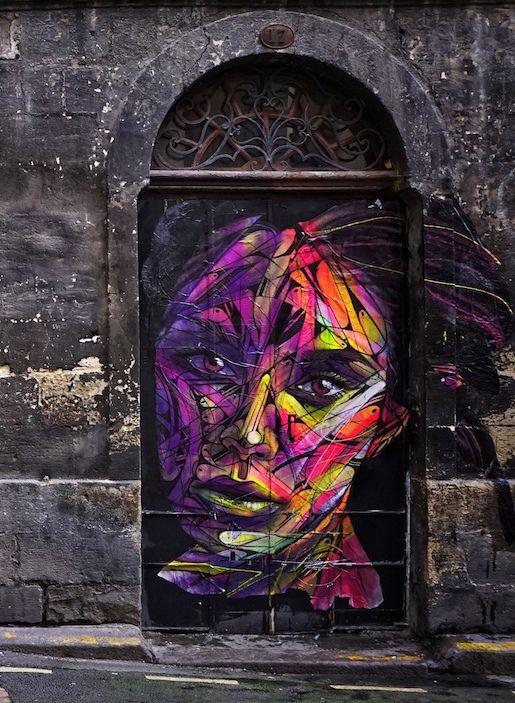 Hopare - Street Art Avenue
