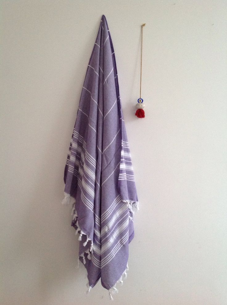 A personal favorite from my Etsy shop https://www.etsy.com/listing/219258504/handmade-organic-cotton-peshtemalfouta