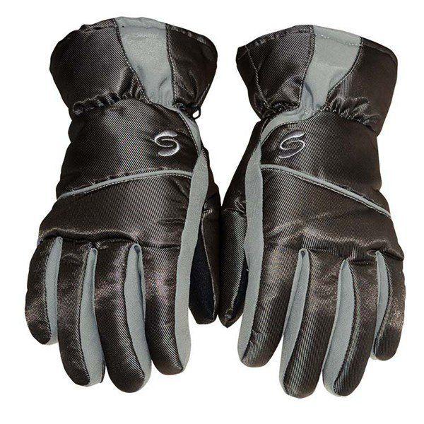 Sale 10% (7.99$) - Winter warm Gloves Windproof Skiing Gloves Waterproof Cycling Gloves
