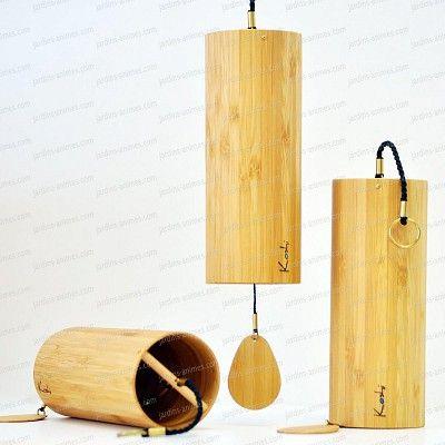 Carillon Koshi fabriqué en France dans les Pyrénées. Produit des harmoniques douces et relaxantes. Les avis sont unanimes : il est incroyable ! http://fr.jardins-animes.com/carillon-koshi-p-1573.html