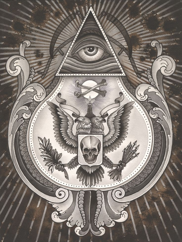 In The Contemporary World There Are Few Images That Have Captured Popular Imagination To Same Extent As Pyramid And All Seeing Eye Which