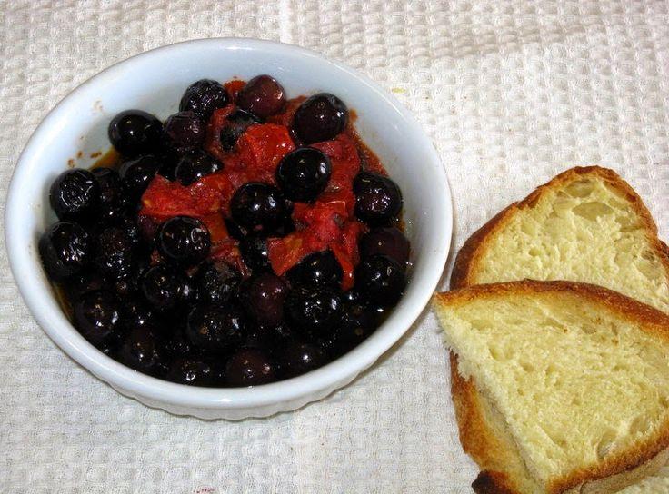 Le Nolche,ovvero olive dolci fritte