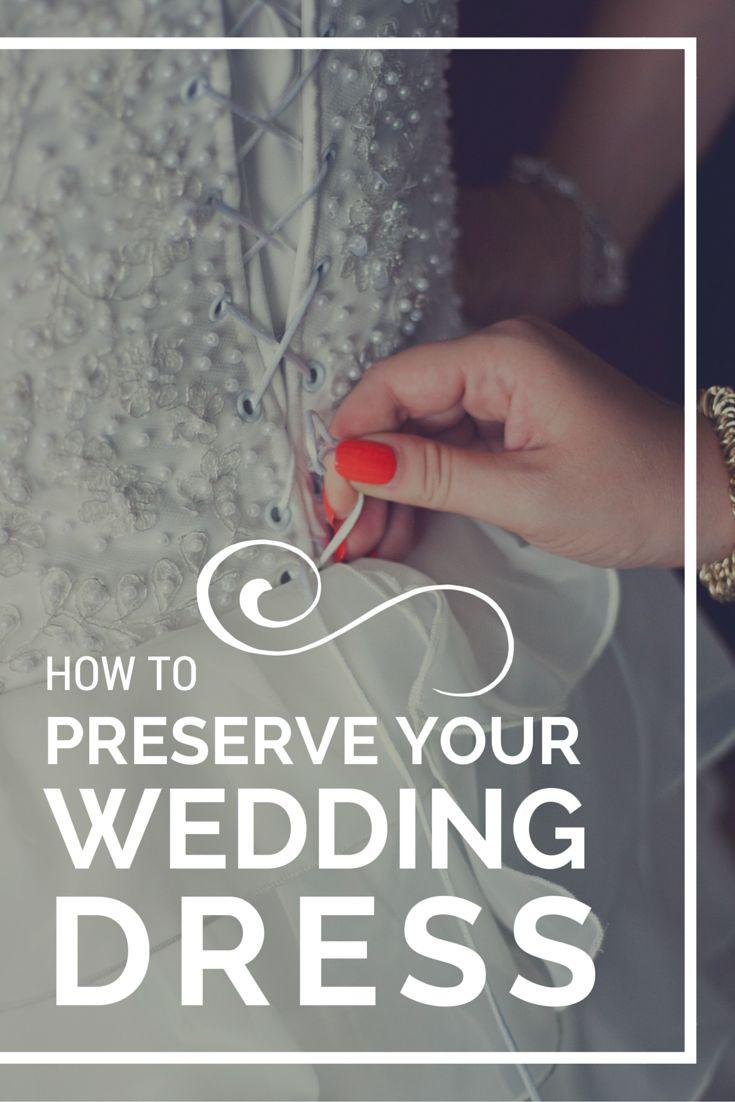 How To Make Your Wedding Dress Last Beyond Lifetime