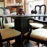 Como Restaurar uma Mesa de Madeira - A Mesa Amarela - Recicla Home Design
