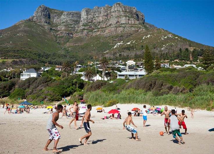 Llandudno - a playground of activity. #Africa #SouthAfrica #CapeTown
