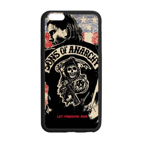 Sons Of Anarchy Poster Case for iPhone 6 Plus