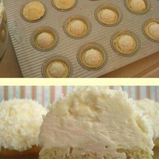 Raffaelo Muffins selbst machen