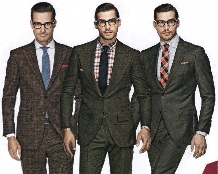 Dicas Sobre Padrões de Terno, Camisa e Gravata