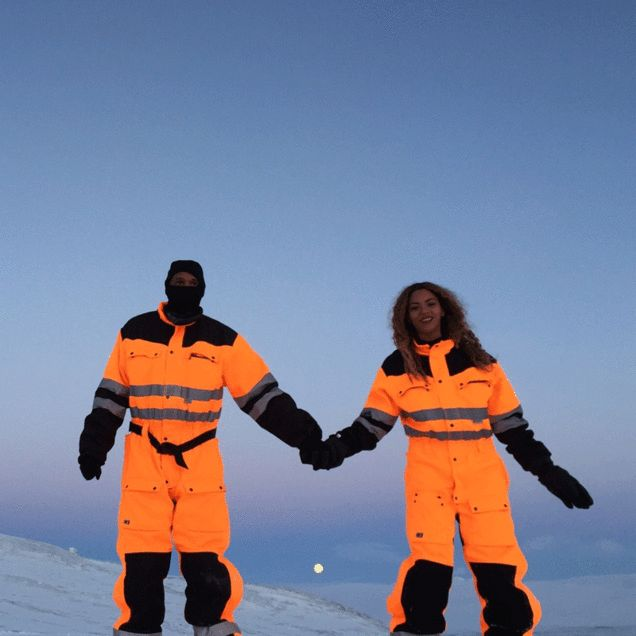 Beyonce and Jay Z's Trip to Iceland Can Only Be Described as Magical -Cosmopolitan.com