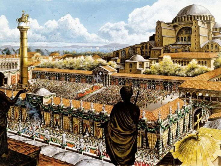 Justinian's Constantinople
