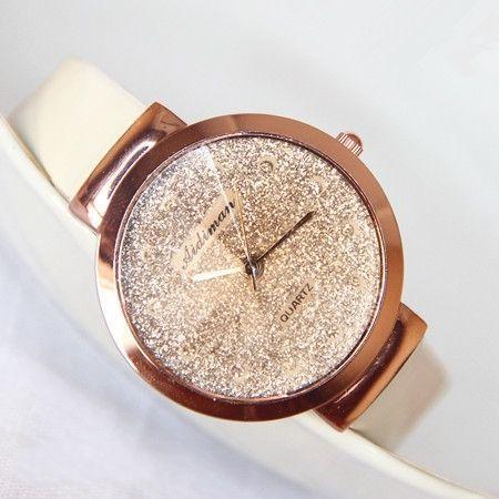 2014women rhinestone watches luxury brand ladies Wristwatch leather band diamond crystal quartz women dress watches women watch US $4.99