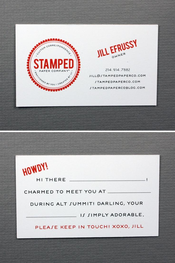 149 best Business Card Inspiration images on Pinterest | Carte de ...