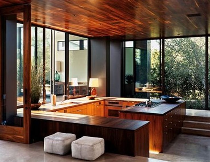 Mid Century For Your Home Design Ideas: Awesome Mid Century Home Design  Ideas With Wood
