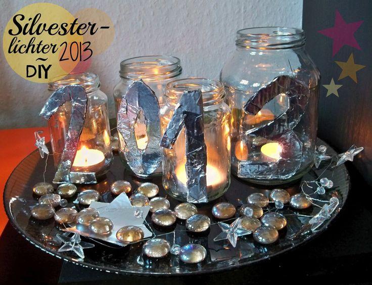 silvester dekoration sylvester pinterest dekoration. Black Bedroom Furniture Sets. Home Design Ideas