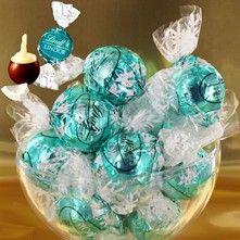 Lindt Lindor - 500g de bombones de chocolate con leche
