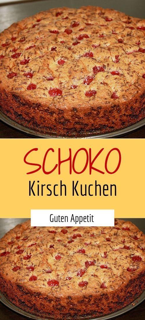 Schoko Kirsch Kuchen bf23d2b1eb55581a3ef7e70d36007b35