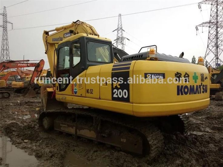 Used Hydraulic Komatsu Excavator PC200-7 for sale Komatsu Excavator Cheap Price#new excavator komatsu pc200 price#Machinery#komatsu#komatsu pc200