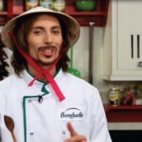 ნახეთ რა იოლია გემრიელი ჩინური კერძის მომზადება - ეს ძალიან ადვილია! ნაბიჯ-ნაბიჯ ინსტრუქციები და ვიდეო რეცეპტი გემრიელი ჩინური კერძისათვის