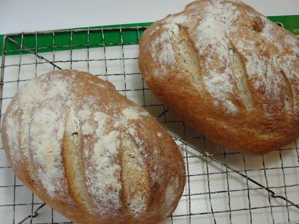 Isi's Portuguese Thermomix Bread Recipe