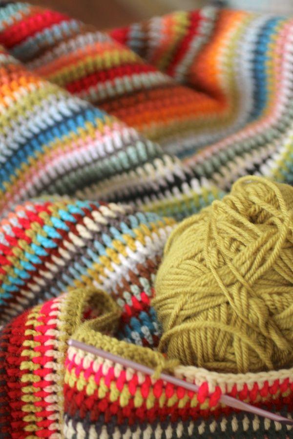 @ pam garrison: scrappy crochet blanket - free pattern here: http://belladia.typepad.com/bella_dia/2006/11/vintage_vertica.html