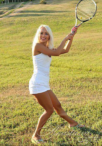 Companie interesant rusoaica Svetlana de la Melitopol, 42 ani, culoarea părului Blond