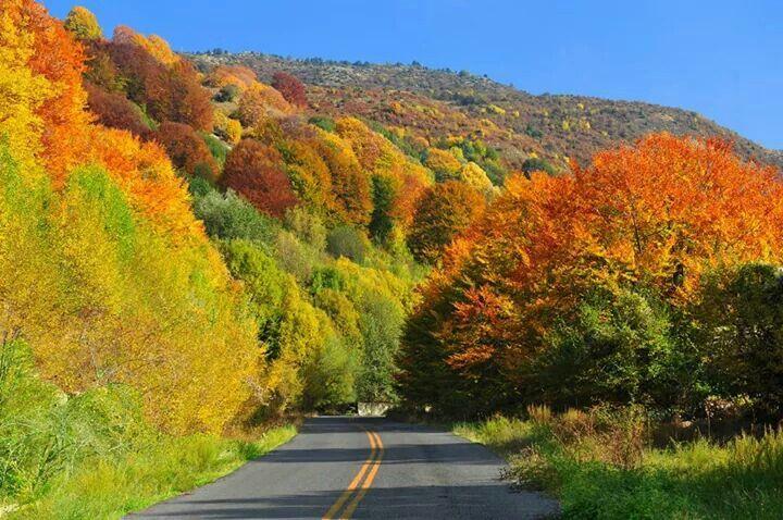 Amazing colors! Kaimaktsalan, Greece.