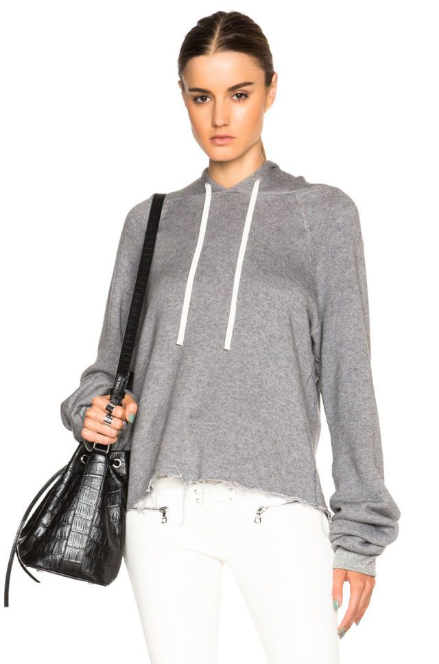 Only Kendall Jenner Could Make Me Want a $350 Sweatshirt
