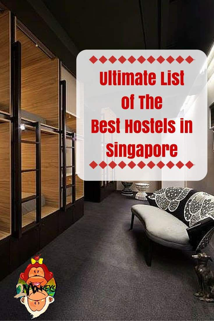 Providing you the ultimate list of the BEST HOSTELS IN SINGAPORE – includes rates, locations and great reviews that will definitely help you with your stay in Singapore.