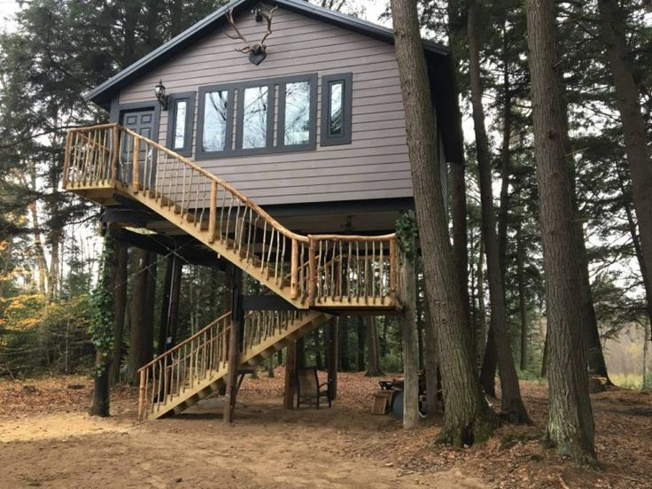 Top 10 Treehouses In The Great Lakes Region You Can Stay