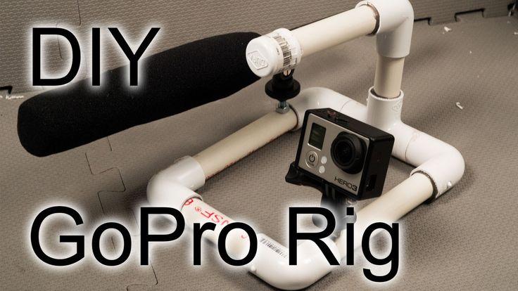 DIY GoPro Rig: GoPro Tips and Tricks
