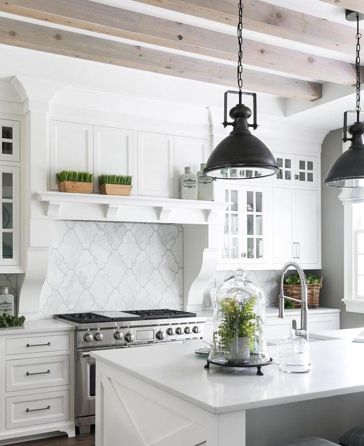 Best 25 Whitewash Cabinets Ideas On Pinterest White