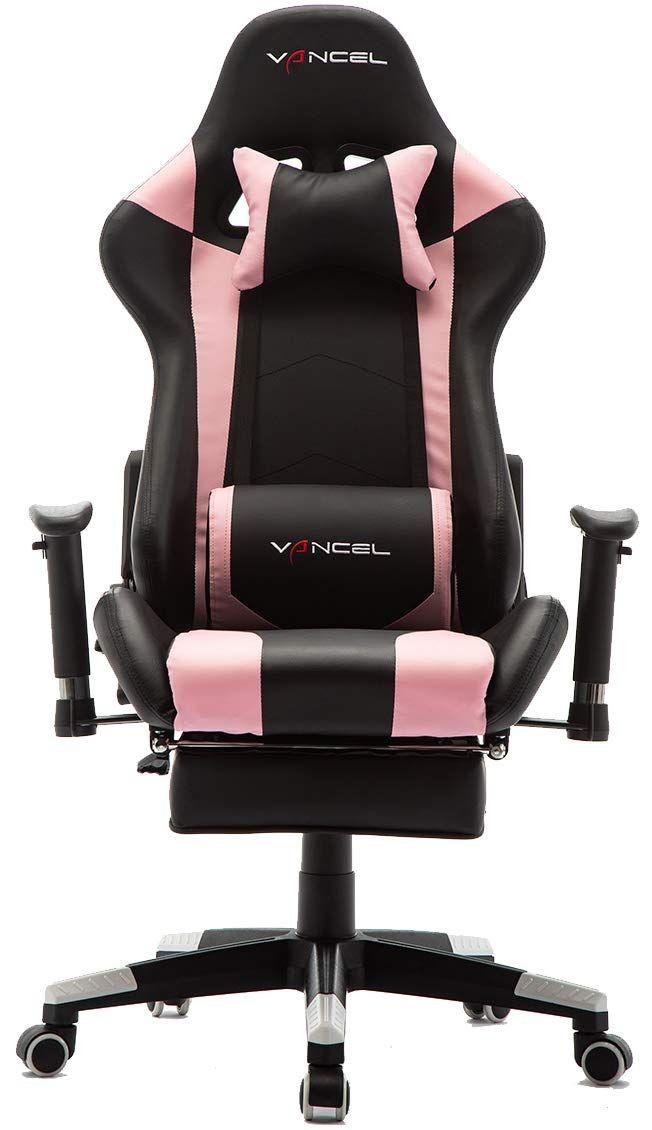 Eavancel Chaise Gaming Racing Chaise Ergonomique Inclinable Chaise Ergonomique Chaise Gaming Chaise