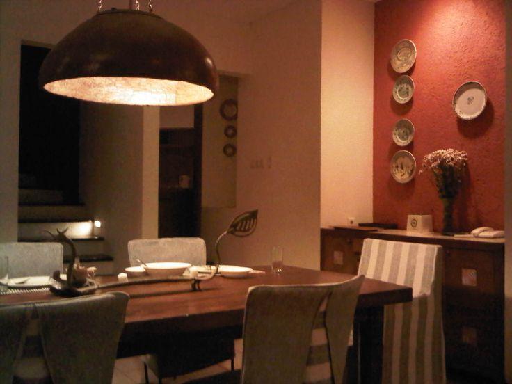 dinning room @ villa della scala Batu