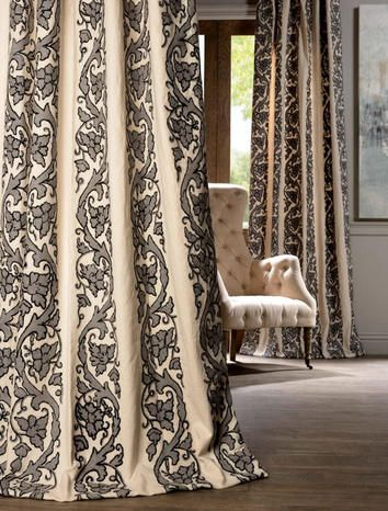 panel curtain panels drapes and curtains gossamer embroidered sheer