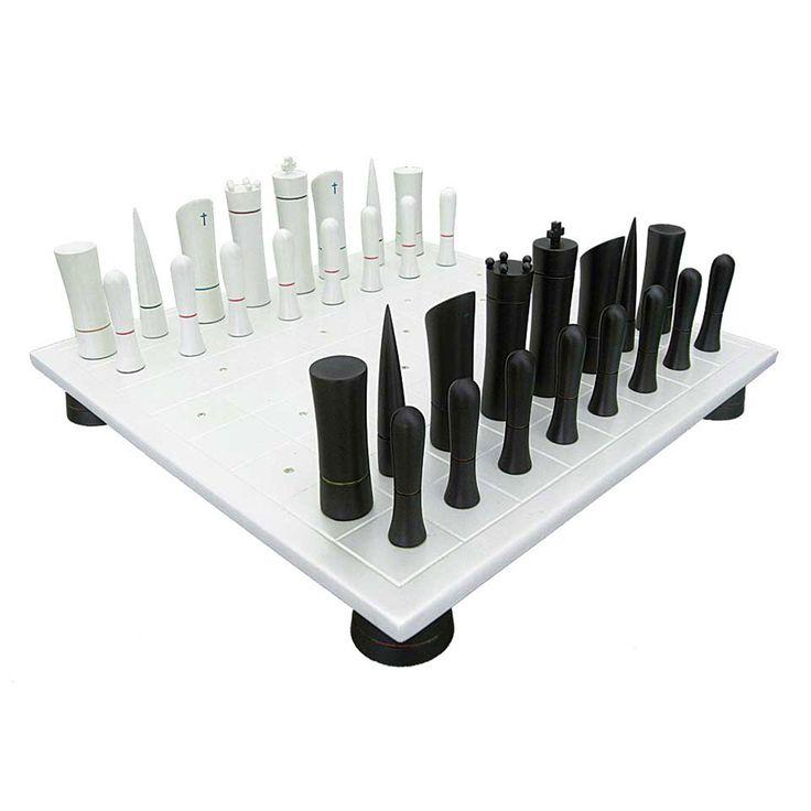 unique chess set