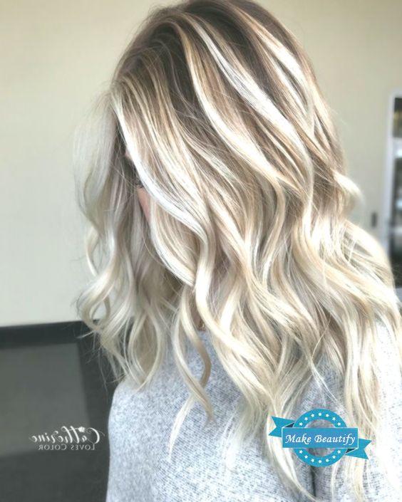 10 Edgiest Blonde Hair Scanning Haarfarbe Ideen - Fegen Frisuren 2020