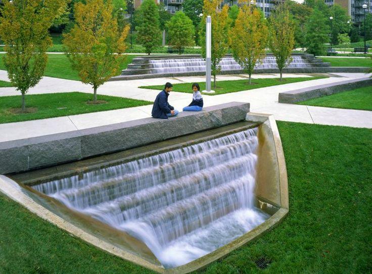 Campus Green   University Of Cincinnati   Hargreav: Landscape Architecture:  Architectural Photography Portfolio: Architectural Photography: Ohio,  Kentucky, ...